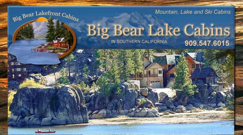 100079240 big bear lakefront big bear lakefront cabins for Cabin cabin vicino a big bear ca