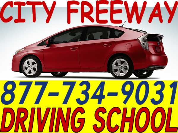 City Freeway Driving School Reviews